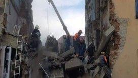 Ukrayna'daki doğal gaz patlamasında ölü sayısı 8'e yükseldi