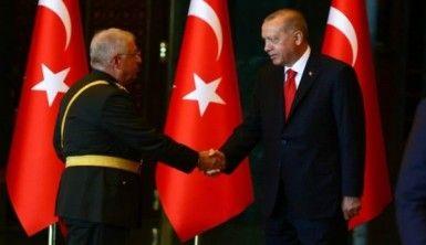 Cumhurbaşkanı Erdoğan, tebrikleri kabul etti