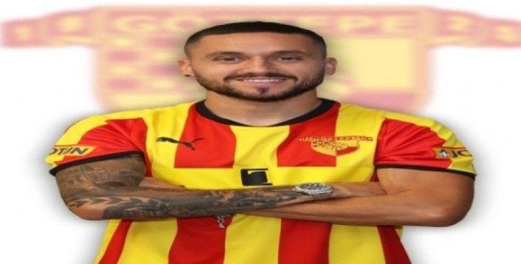 Göztepe'ye İtalyan golcü