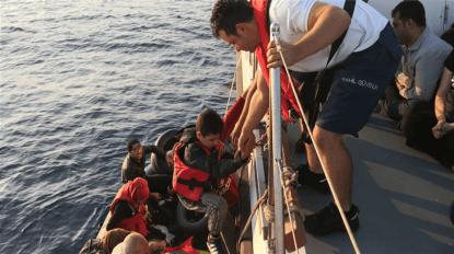 Aydın'da 89 düzensiz göçmen yakalandı
