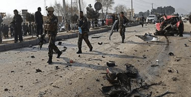 Kabil saldırısını Taliban üstlendi