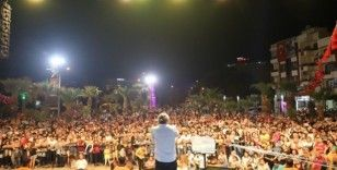 Cevdet Bağca'dan muhteşem konser