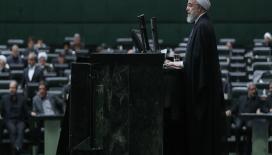 Ruhani: İran AB ile nihai sonuca ulaşamadığı için üçüncü adımı ilan edecek
