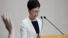 Hong Kong Lideri Lam, suçlu iade tasarısının geri çekileceğini açıklayacak