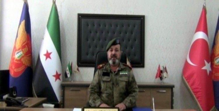 Azez'i kana bulayan 4 terörist yakalandı
