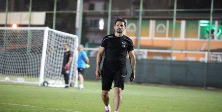 """Erol Bulut: """"Fenerbahçe maçından 3 puanla ayrılma hedefimiz var"""""""