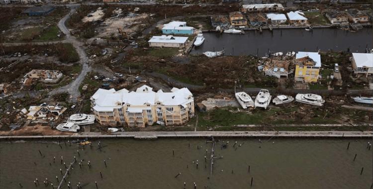 Bahamalar'ı vuran Dorian Kasırgası'nda ölenlerin sayısı 43'e yükseldi