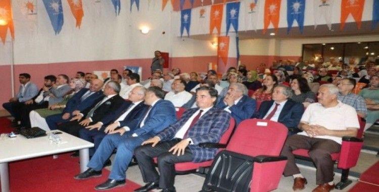 AK Parti Dış İlişkiler Başkan Yardımcısı Mehmet Ceylan: