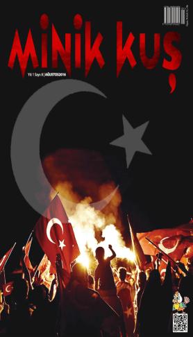 MinikKuş Magazin - Ağustos 2016