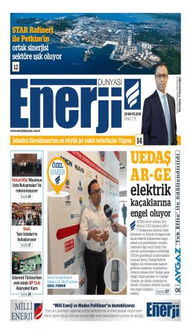 Enerji Dünyası - Mayıs 2019