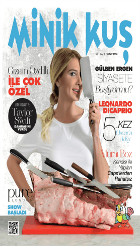 MinikKuş Magazin - Şubat 2016