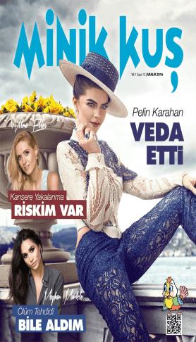 MinikKuş Magazin - Aralık 2016