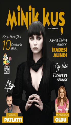 MinikKuş Magazin - Şubat 2017