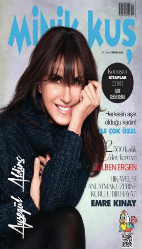 MinikKuş Magazin - Mayıs 2016