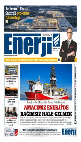 Enerji Dünyası - Nisan 2019