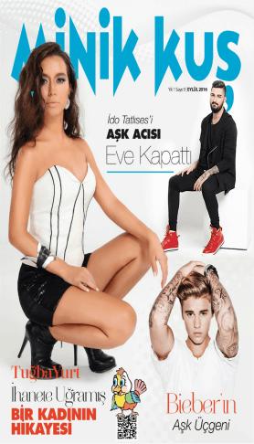 MinikKuş Magazin - Eylül 2016