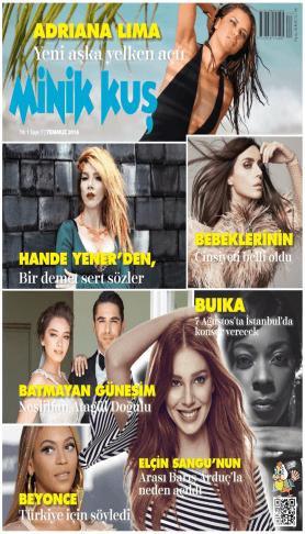MinikKuş Magazin - Temmuz 2016