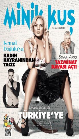 MinikKuş Magazin - Kasım 2016