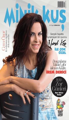 MinikKuş Magazin - Nisan 2016
