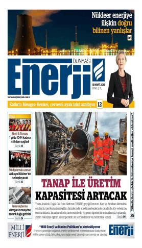 Enerji Dünyası - Mart 2019