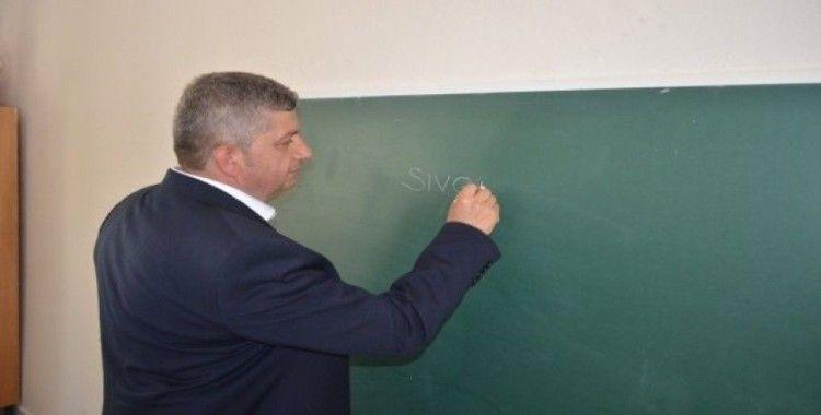 """Başkan Özkan Altun: """"Çocuklarımız için çalışmalarımız devam edecek"""""""