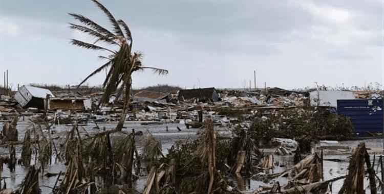Bahamalar'da ölü sayısı 50'ye yükseldi