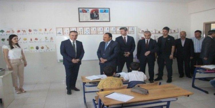 Suriyelilerin yoğun olduğu Kilis'te 54 bin öğrenci eğitim görüyor