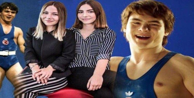 Naim Süleymanoğlu'nun iki kızı filmine karşı