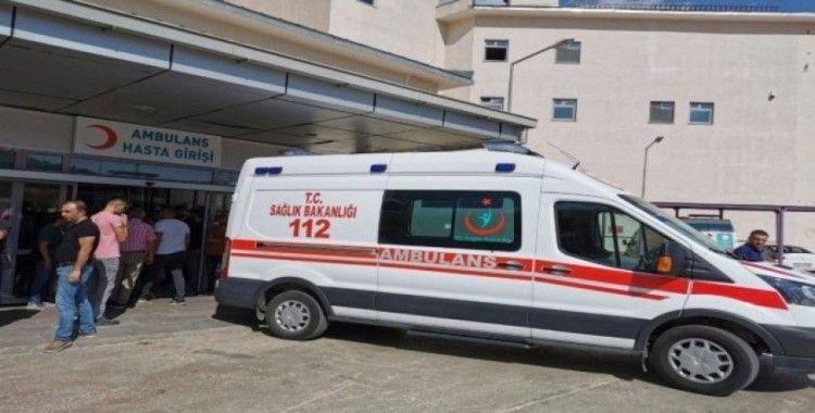 Tunceli'de otomobil şarampole uçtu: 1 ölü, 4 yaralı