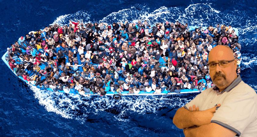 AB'nin mülteci korkusu!