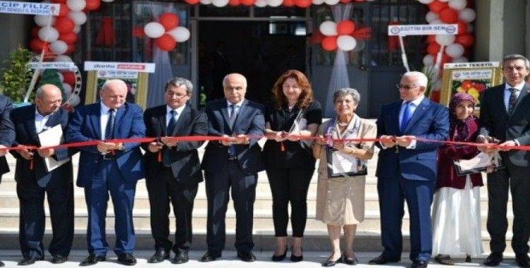 22 hayırsever tarafından yaptırılan okul eğitime açıldı