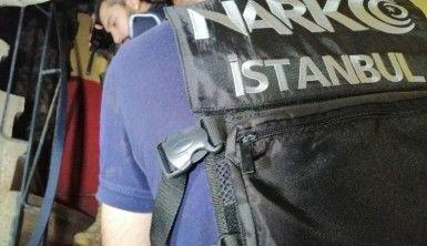 Zehir tacirlerine şafak operasyonu 35 kişi gözaltına alındı