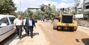 Muş Belediyesi üstyapı çalışmalarına ağırlık verdi