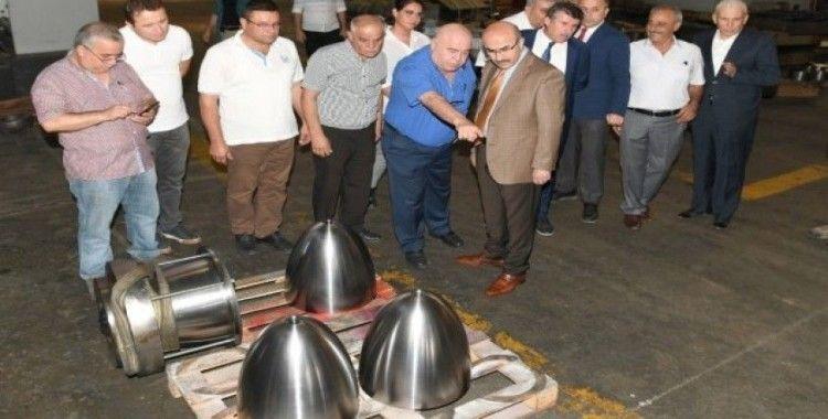Vali Demirtaş esnafın Ahilik Haftası'nı kutladı