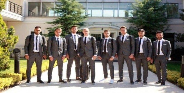 Beşiktaş, Slovakya'ya uçtu