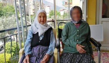 Antalya'da 92 yaşındaki kadına baltalı gasp