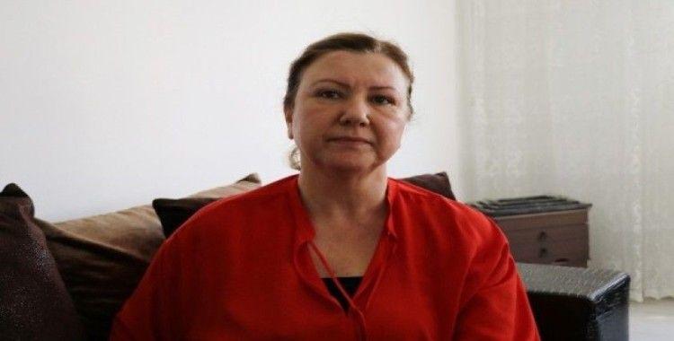 Yüzüne siyah madde dökülüp tehdit edilen iş kadınının isyanı