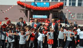 Şırnak'da terör örgütünün zarar verdiği 70 okul onarıldı