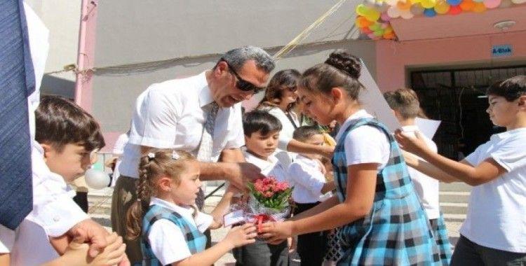Kula'da ilköğretim haftası kutlandı
