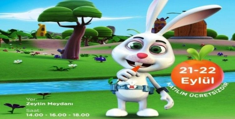 Akıllı Tavşan Momo, Forum Aydın'da