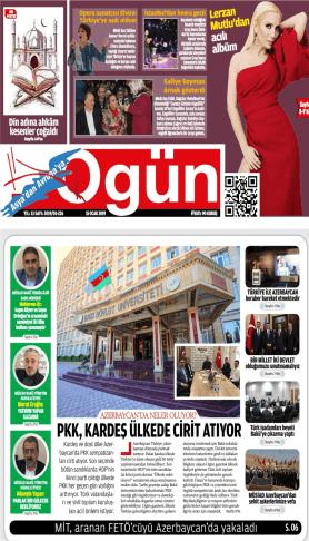 Ogün Gazetesi sayı:226