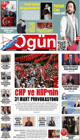Ogün Gazetesi sayı:228