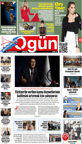 Ogün Gazetesi sayı:229