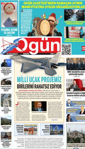 Ogün Gazetesi sayı:230