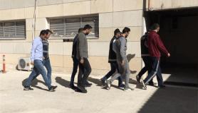 Elazığ'da FETÖ/PDY operasyonu: 6 şüpheli adliyeye sevk edildi