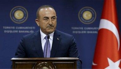 Bakan Çavuşoğlu, Suriyeli Sığınmacılar 4'lü Bakanlar Toplantısı'na katıldı