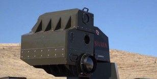 TSK envanterine milli lazer silahı ARMOL da katıldı