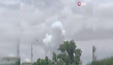 Somali'de ABD hava üssü ve AB askeri konvoyuna bombalı saldırı
