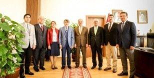 DPÜ ile KSBÜ arasında işbirliği