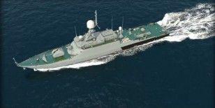 Rus ordusu Baltık Denizi'nde geniş çaplı tatbikat başlattı
